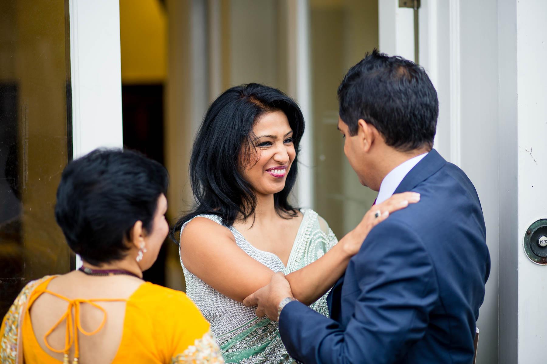 Asian wedding photographer Surrey, Leatherhead registry office