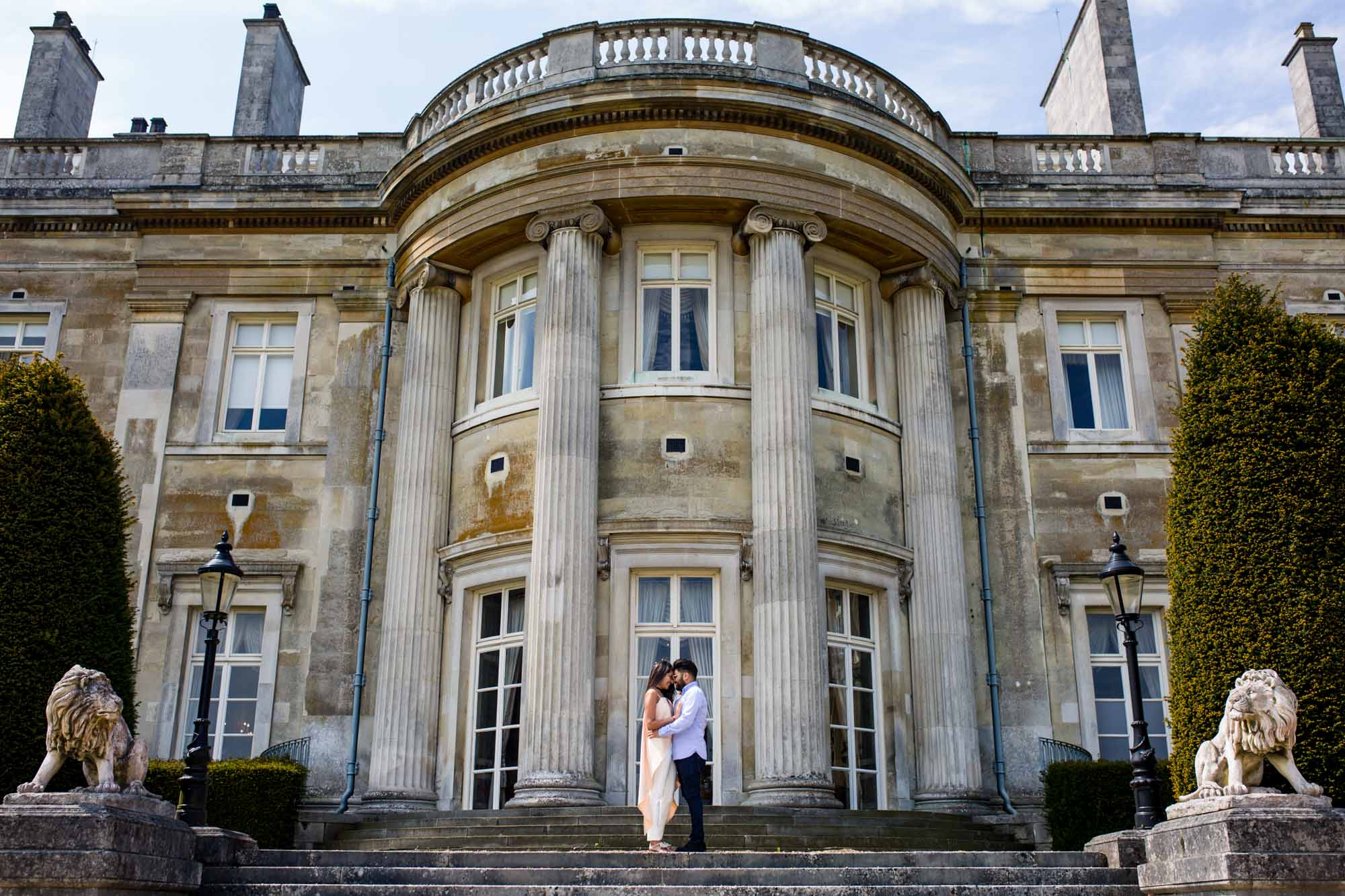 Bedfordshire wedding photographer, Luton Hoo