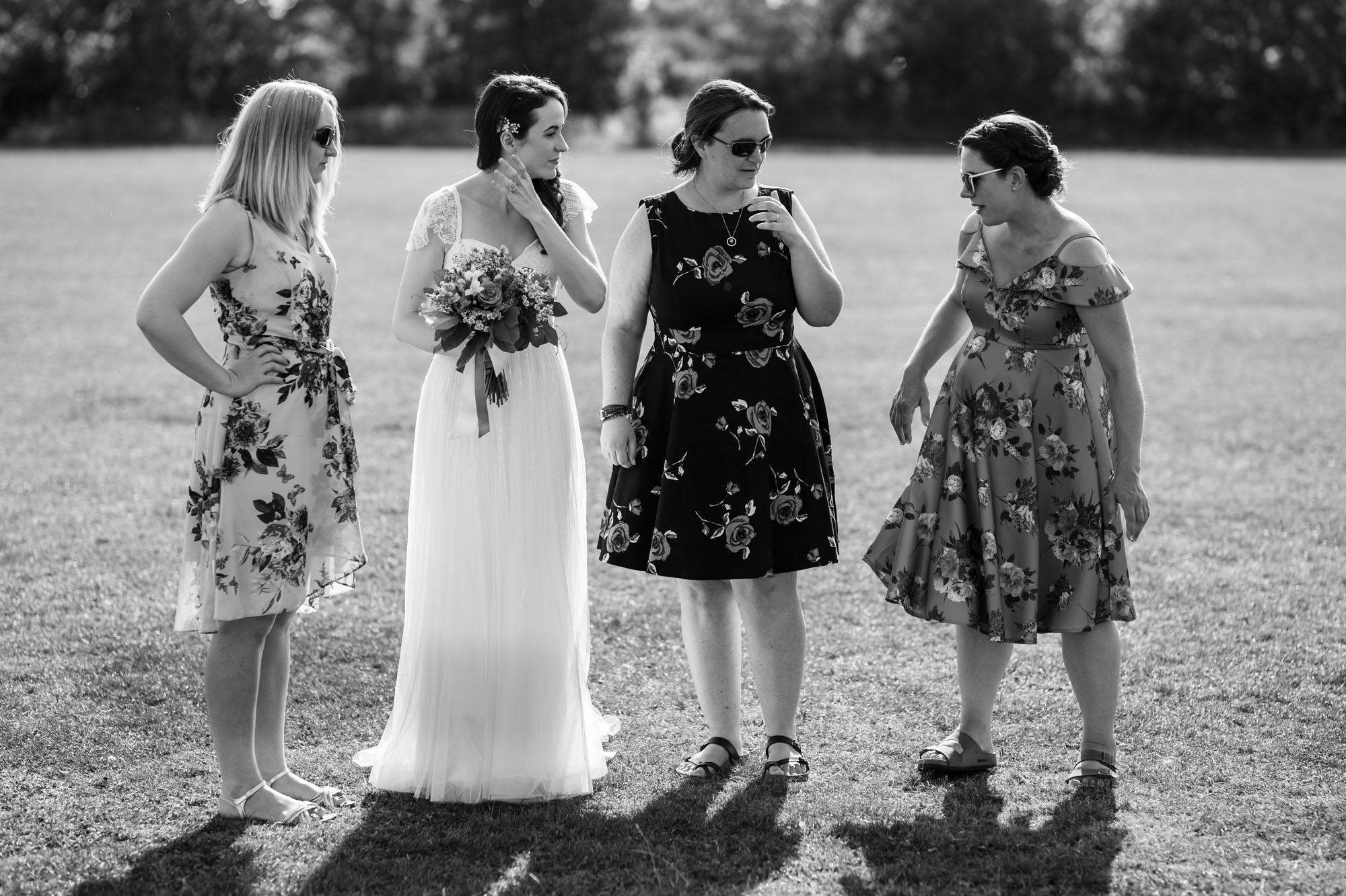 Hertfordshire wedding photographer, Cottered Village Hall, portraits