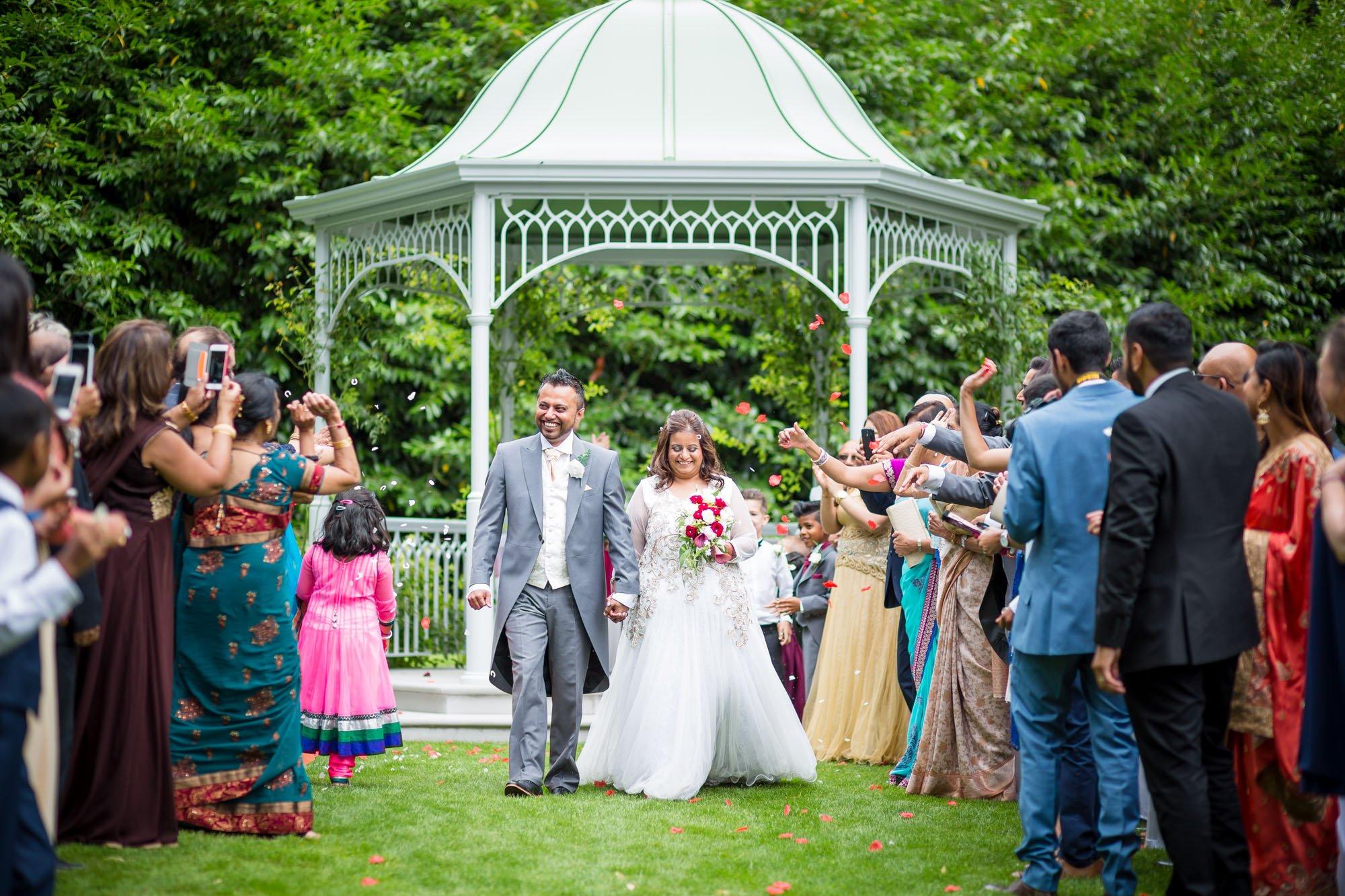 Hertfordshire wedding photographer, Sopwell House, St Albans