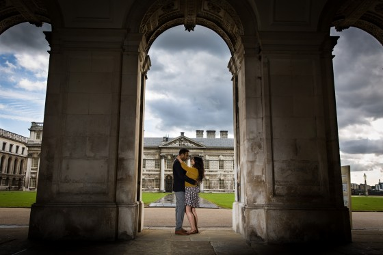 London Asian wedding photographer, pre-wed shoot, Greenwich