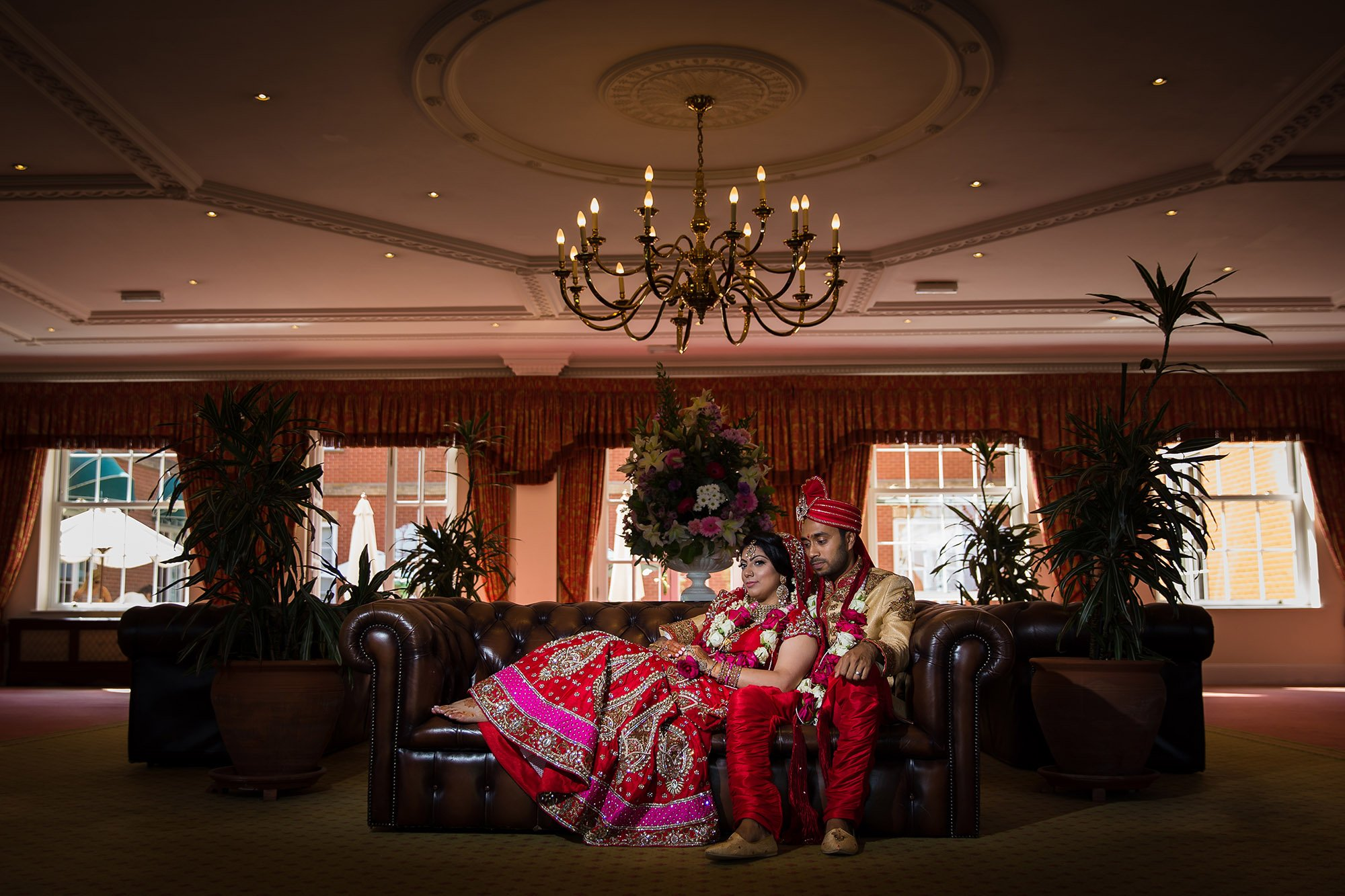 Whittlebury Park, Northamptonshire wedding photographer
