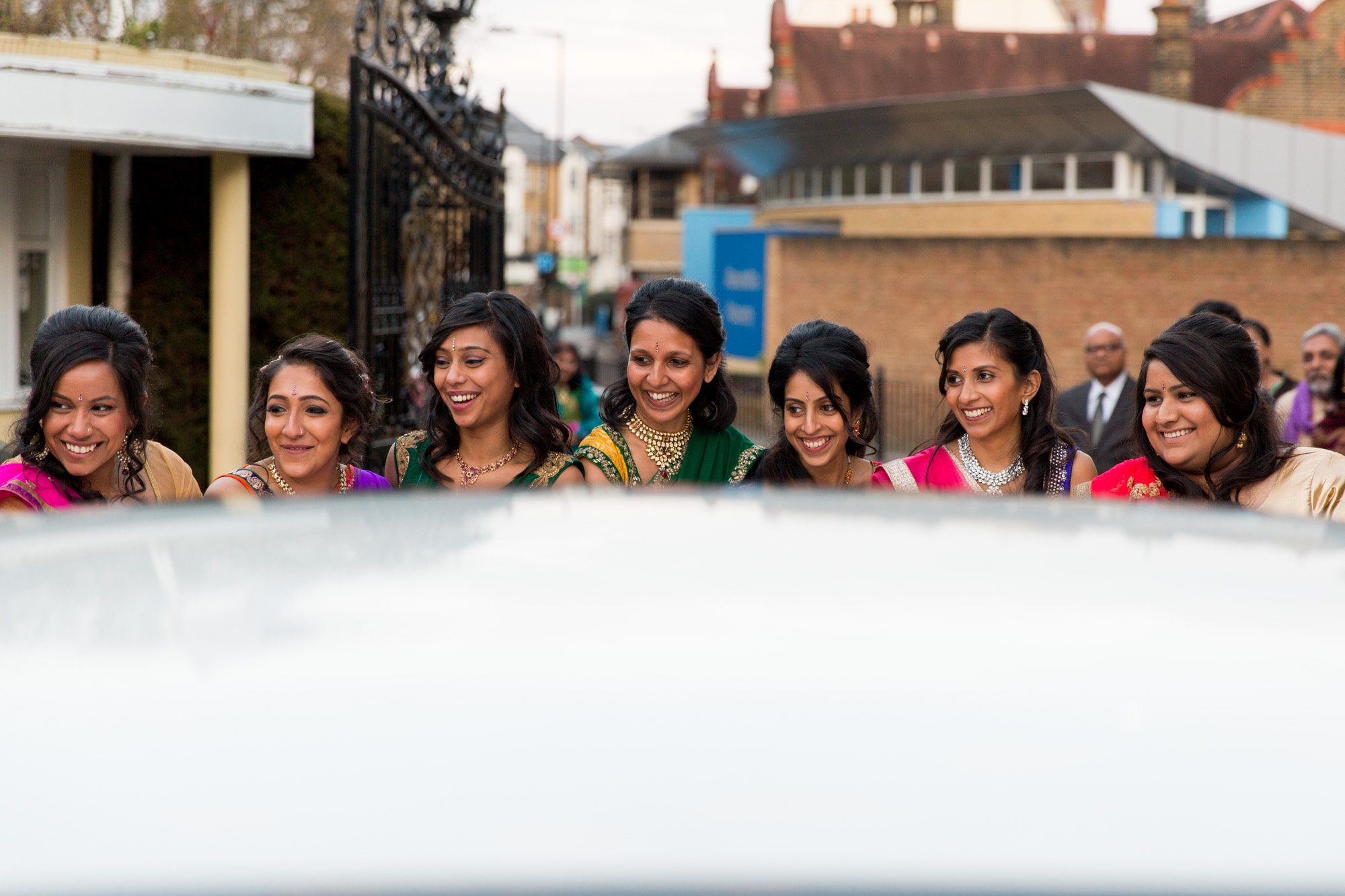 Documentary wedding photographer, The Decorium, London