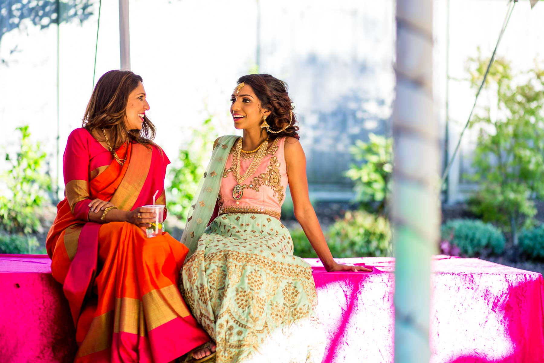 Indian wedding photographer London, engagement ceremony