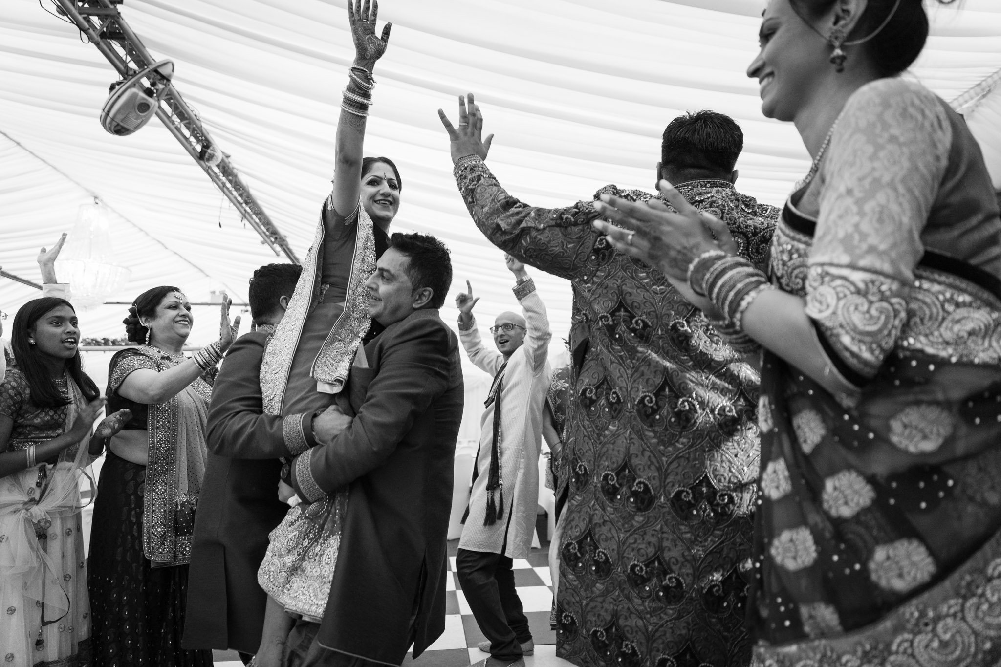 Colwick Hall, Nottingham, Indian wedding photographer