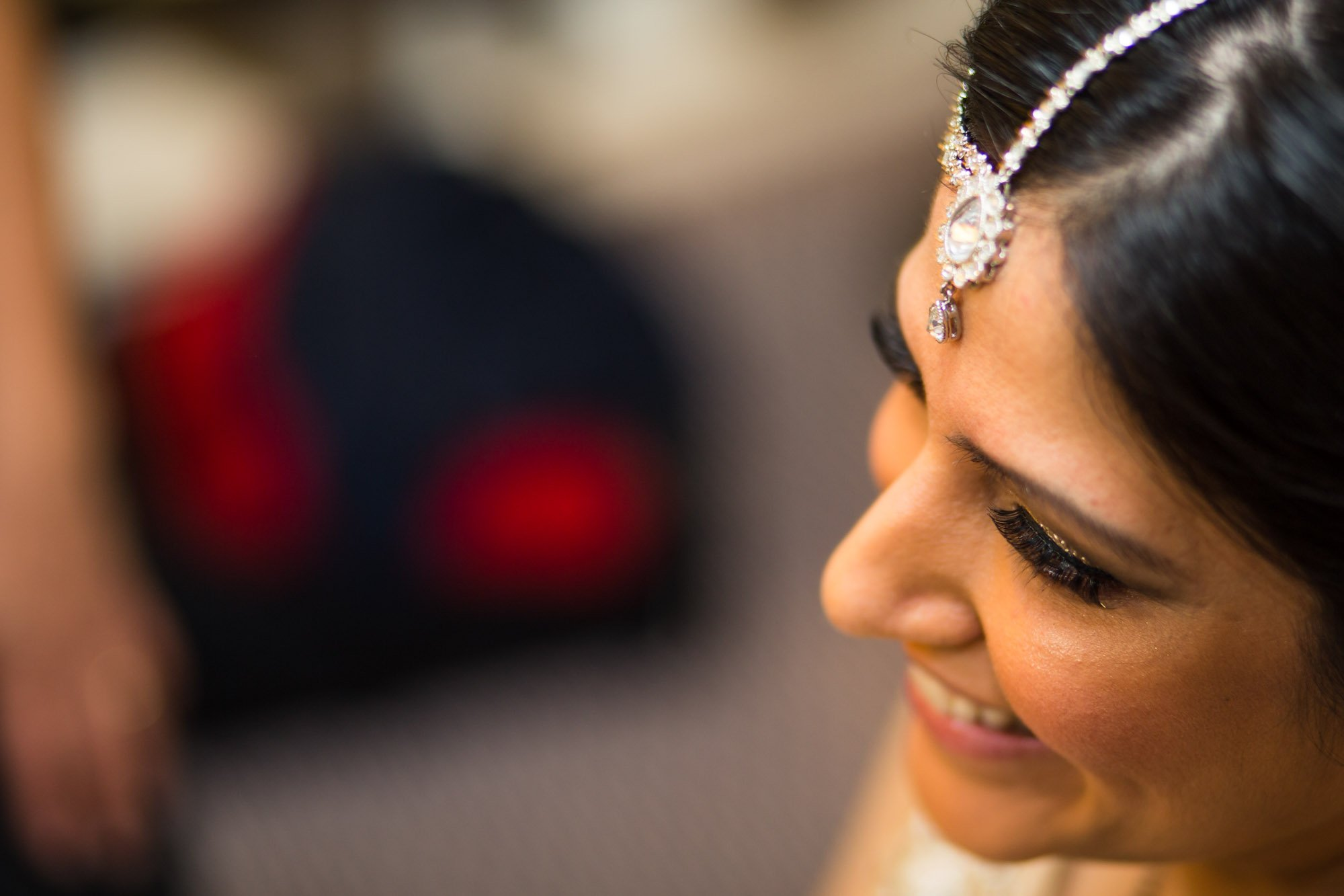 London wedding photographer, Hilton Wembley
