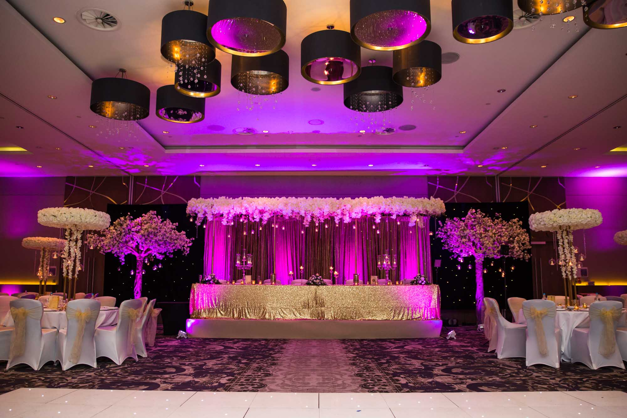 Hilton Wembley, London, Indian wedding photographer