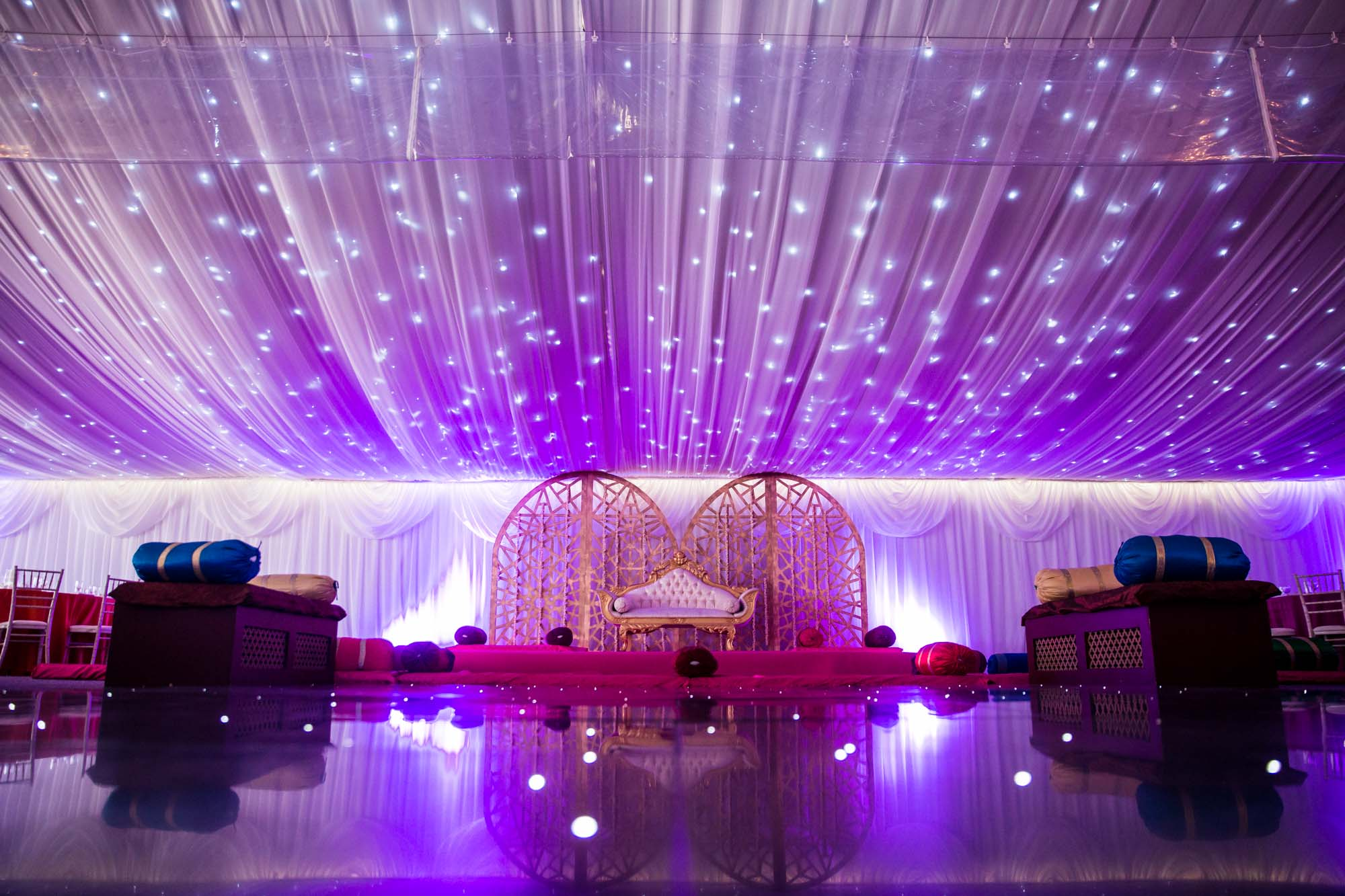 Stockley Park Golf Course, The Pavilion, Middlesex, London Indian wedding photographer