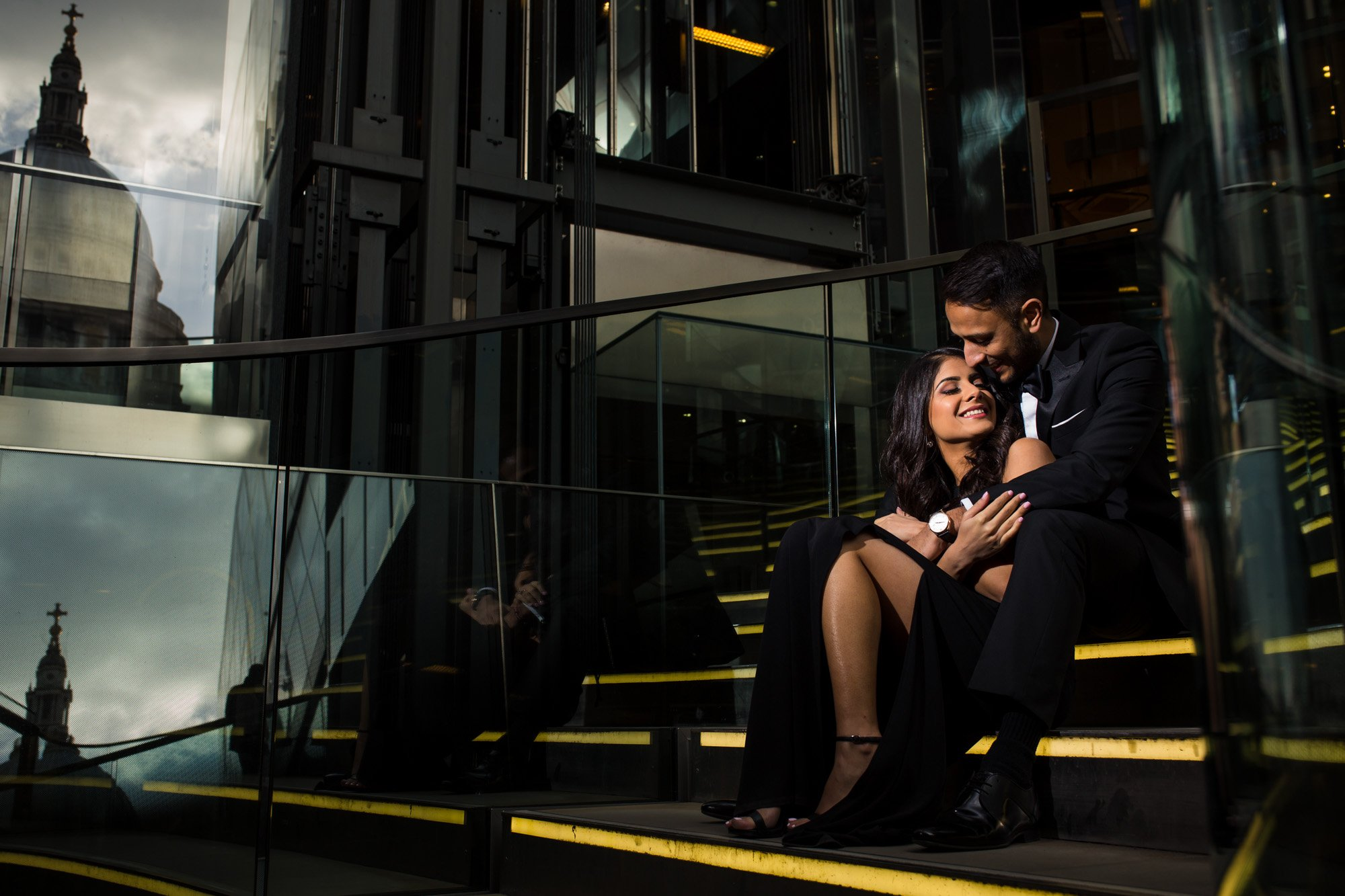 London Indian wedding photographer, pre-wed shoot, engagement shoot