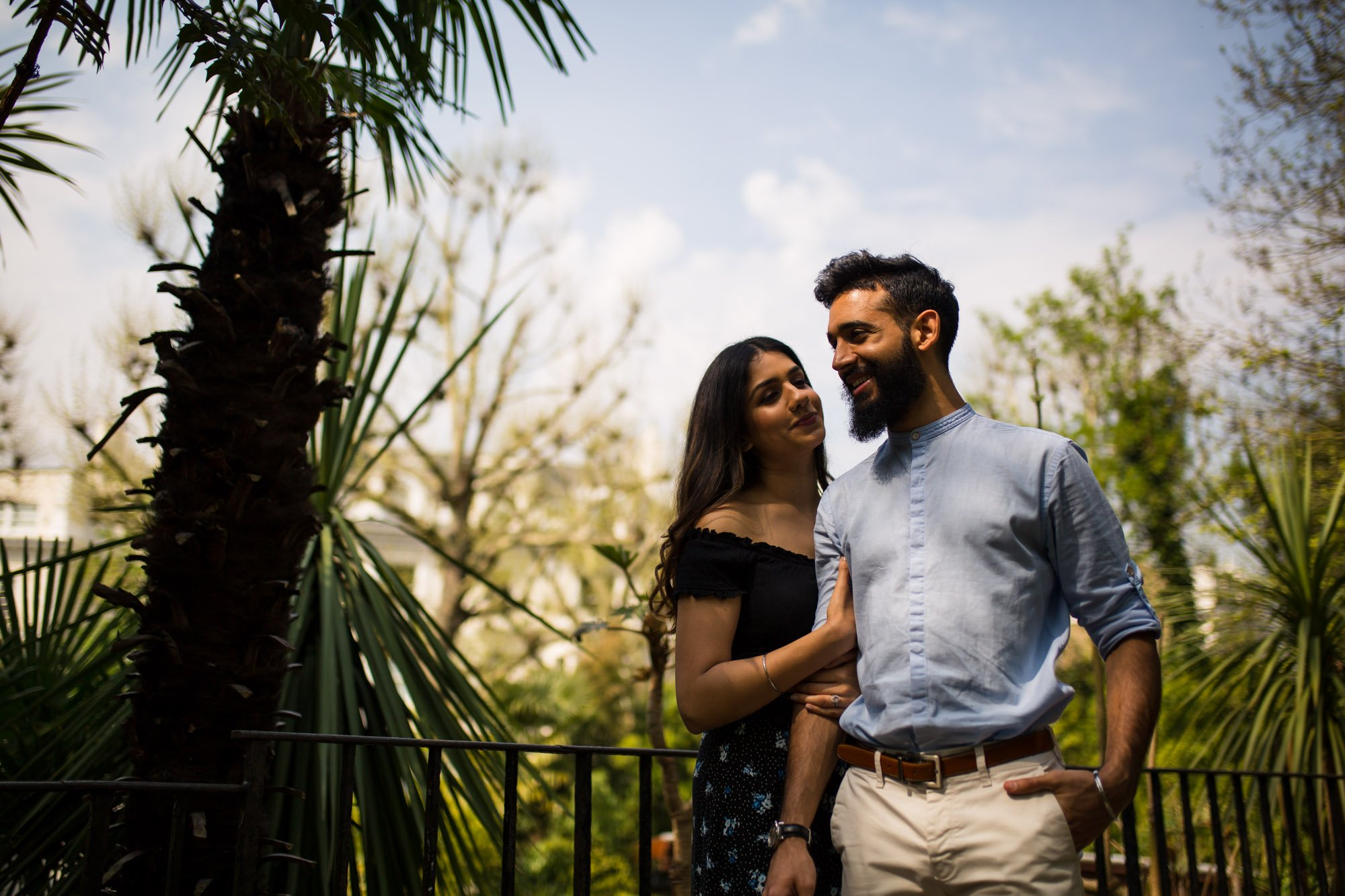 Notting Hill pre-wed shoot, Indian wedding photographer