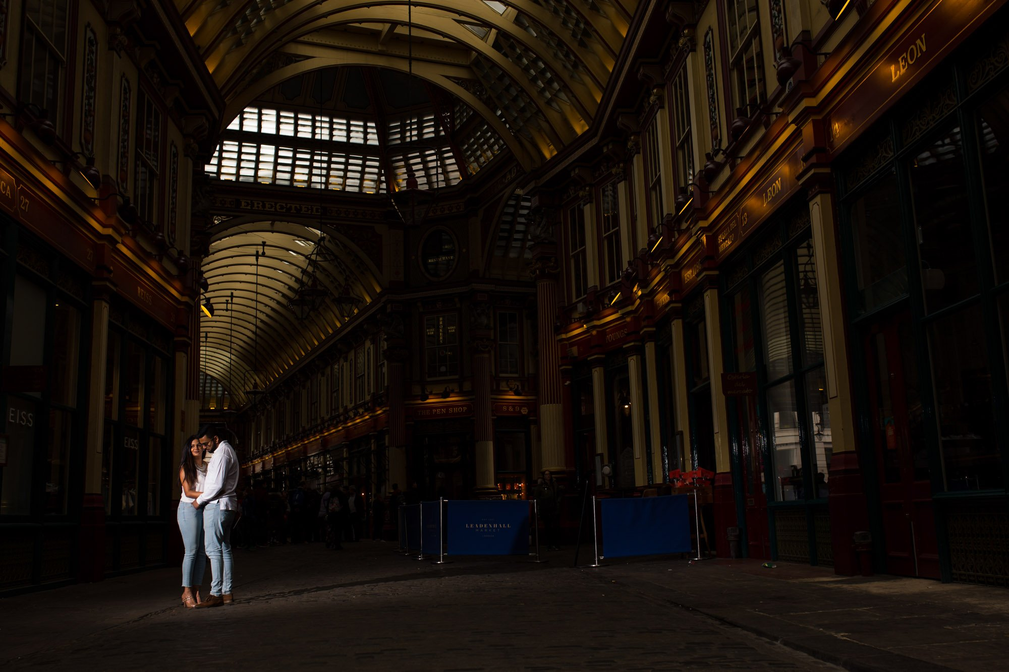 City of London, Indian wedding photographer, Leadenhall Market