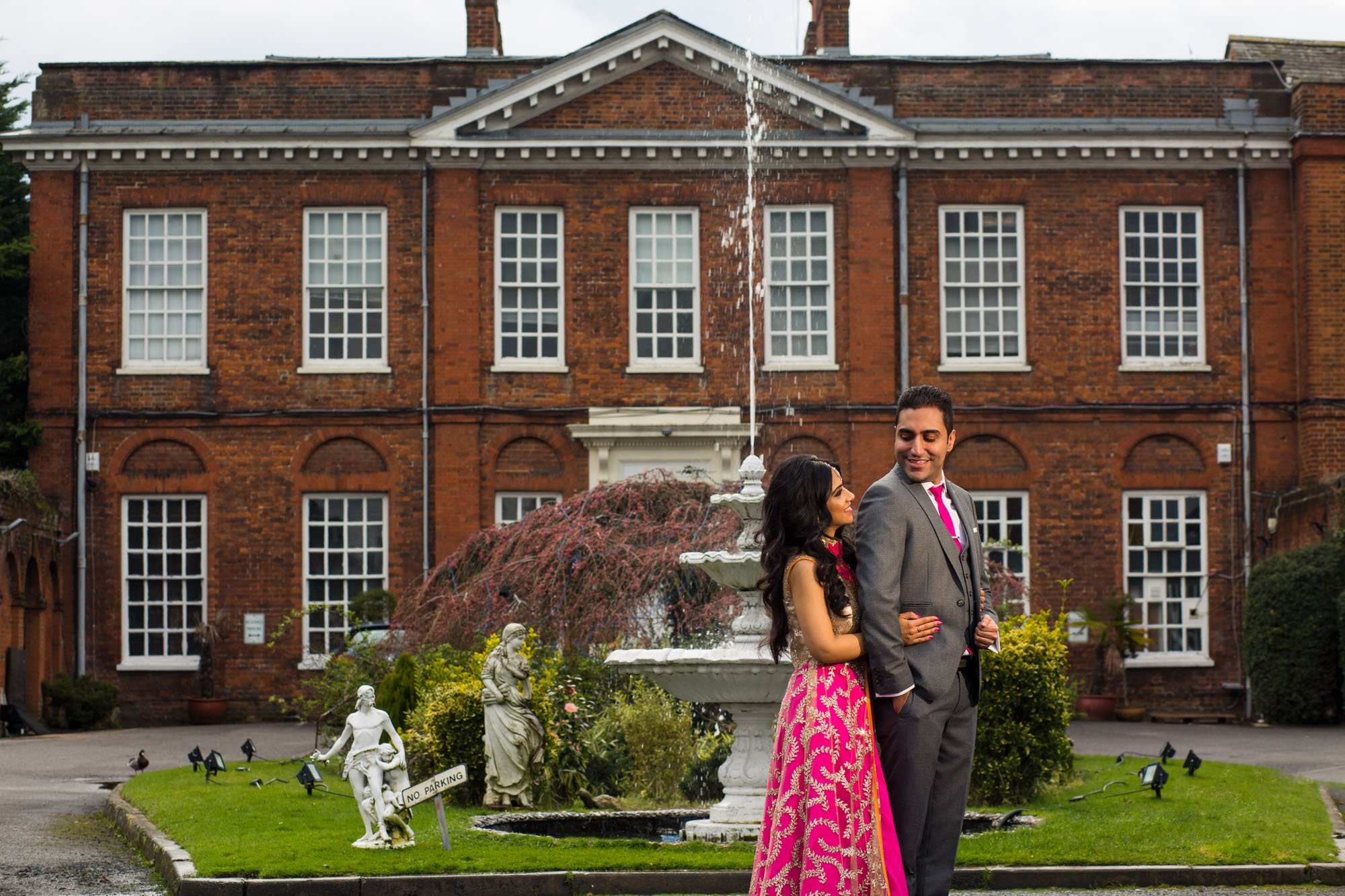 Baylis House, Berkshire, Sikh wedding photographer London