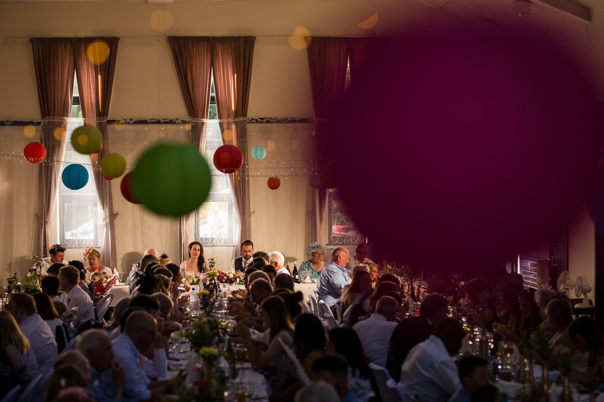 Hertfordshire wedding photographer, Cottered Village Hall