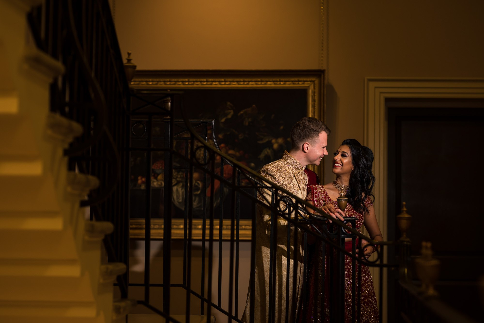 Indian wedding photographers, Bath, Somerset, Holburne Museum, portraits
