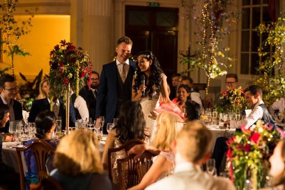 The Roman Baths, Somerset, Indian wedding photographers, speeches