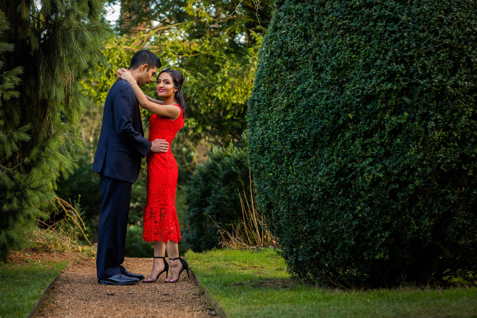 Buckinghamshire wedding photographer, Hughenden Manor