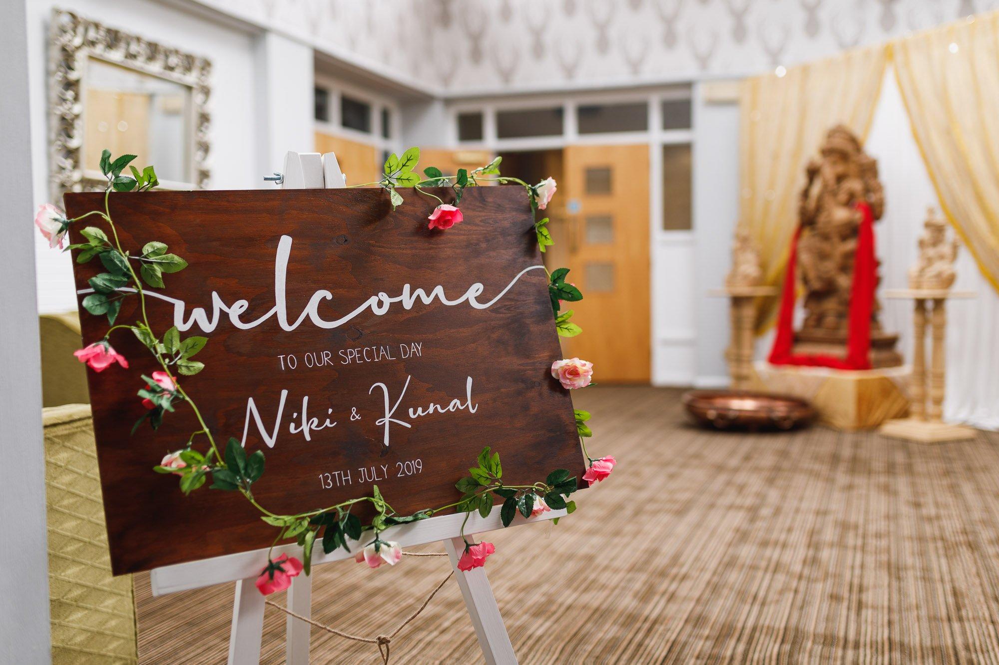 Dunchurch Park Hotel, Midlands Asian Wedding Photographer, Ganesh