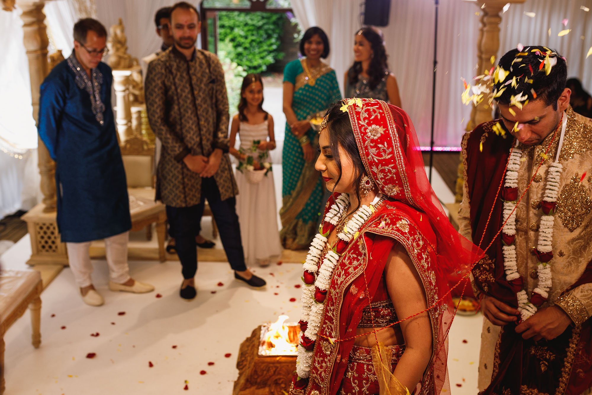 Dunchurch Park Hotel, Midlands Asian Wedding Photographer, Pheras