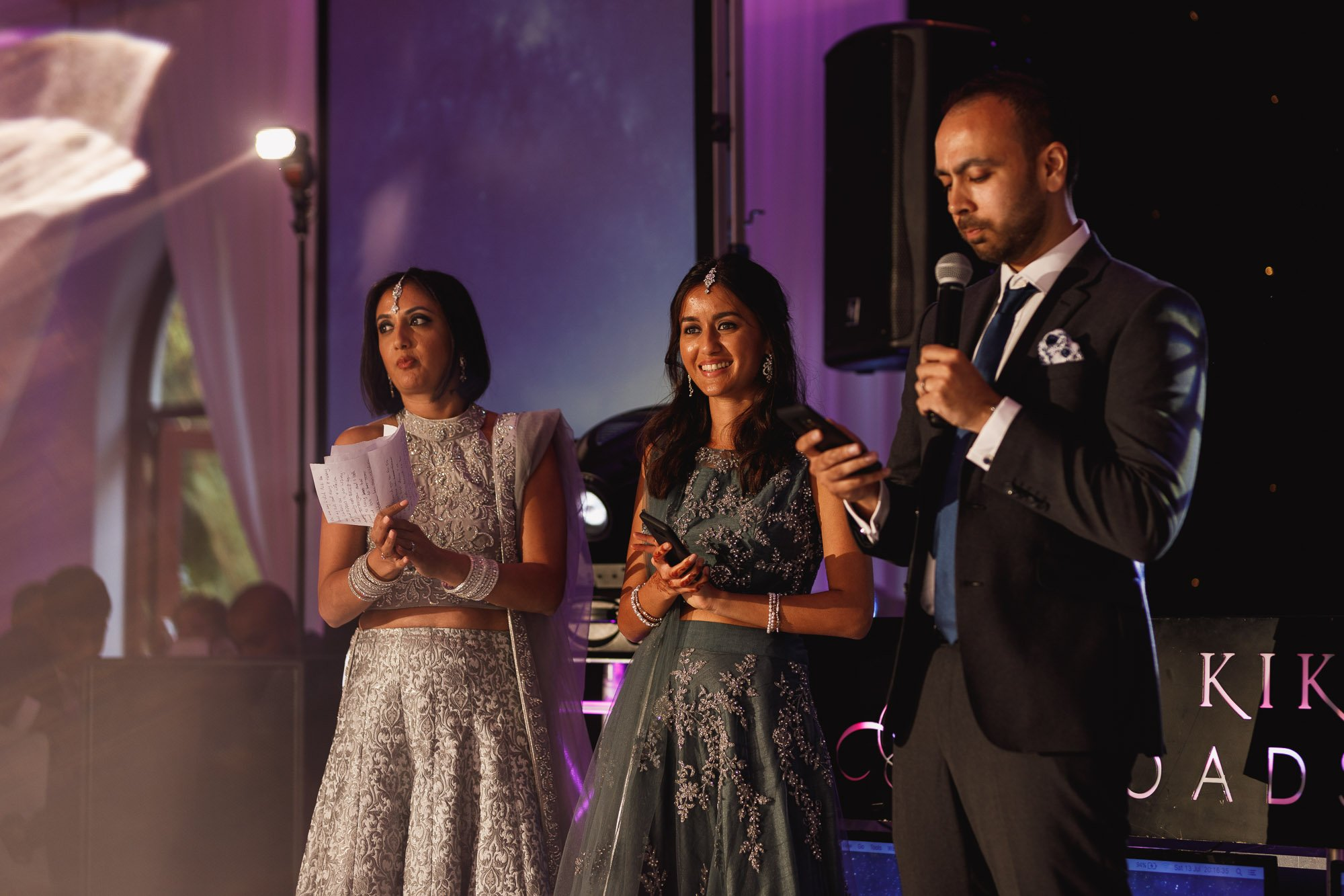 Dunchurch Park Hotel, Midlands Asian Wedding Photographer, speeches