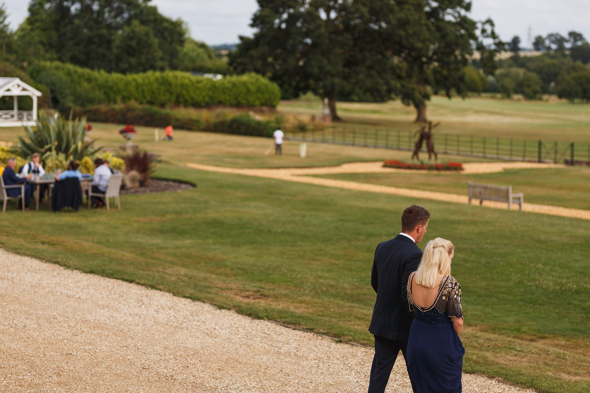 De Vere Wokefield Estate, Asian wedding photographer, reception
