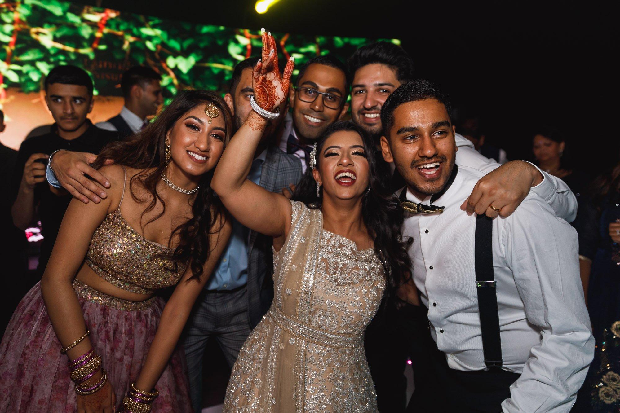 Dunchurch Park Hotel, Asian wedding photographer Midlands, dance floor