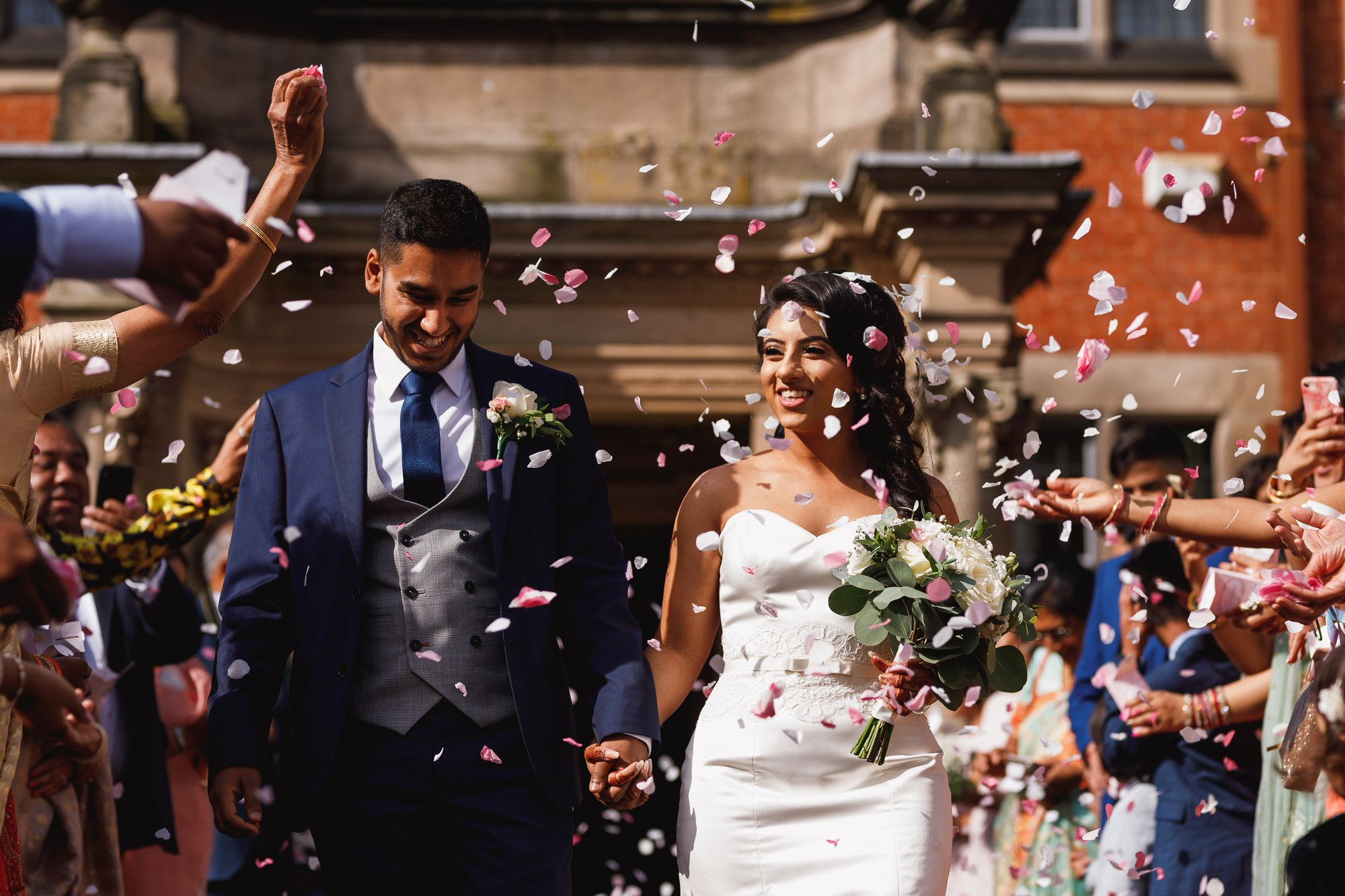 Dunchurch Park Hotel, Asian wedding photographer Midlands, civil ceremony