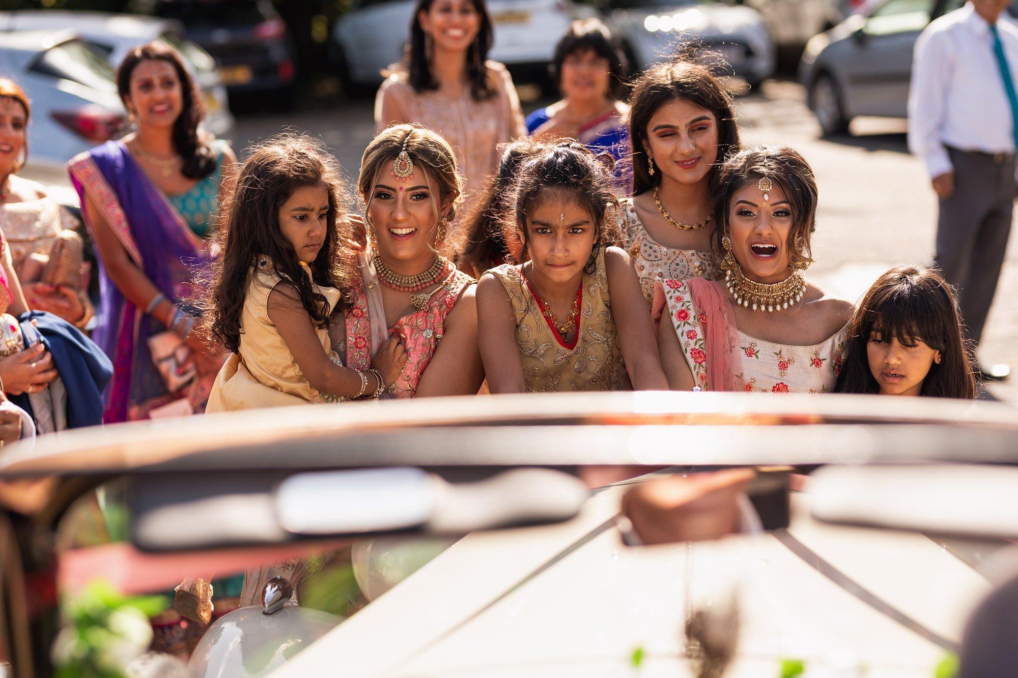 Dunchurch Park Hotel, Asian wedding photographer Midlands, Vidai
