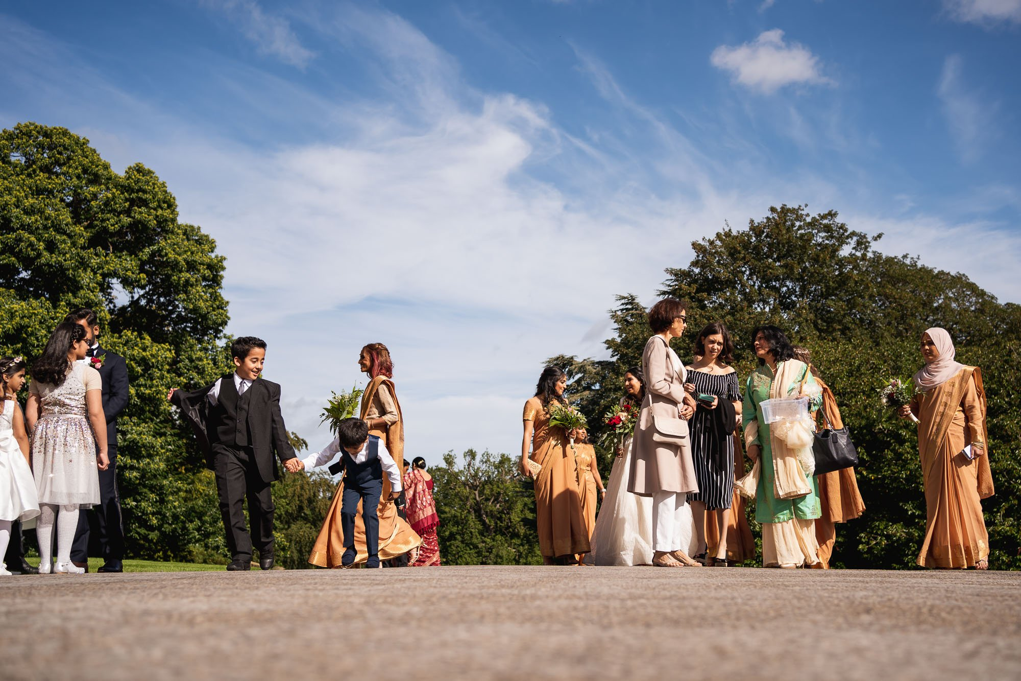 Rudding Park, Yorkshire, Asian Wedding Photography, guests