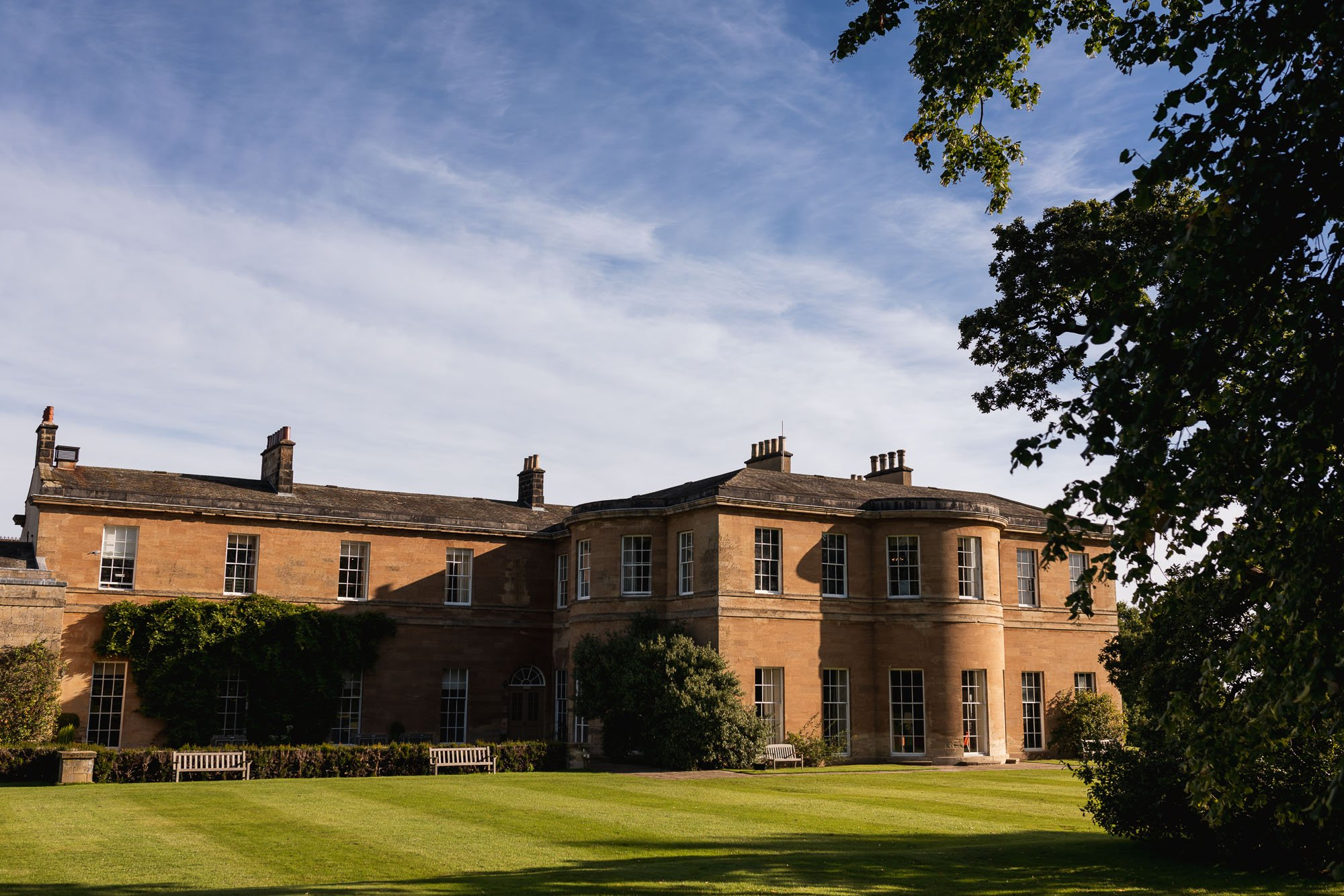 Rudding Park, Yorkshire, Asian Wedding Photography, venue exterior
