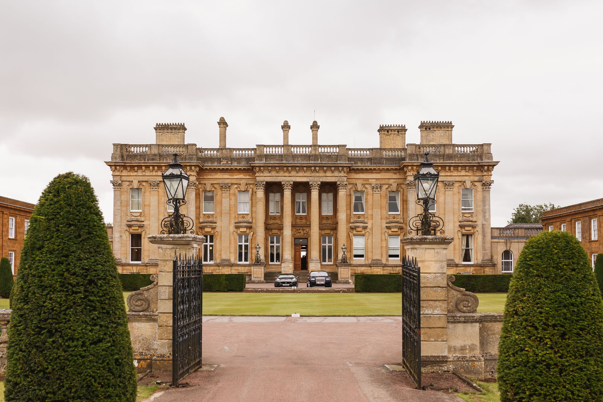Heythrop Park Hotel, Oxfordshire, Manor House