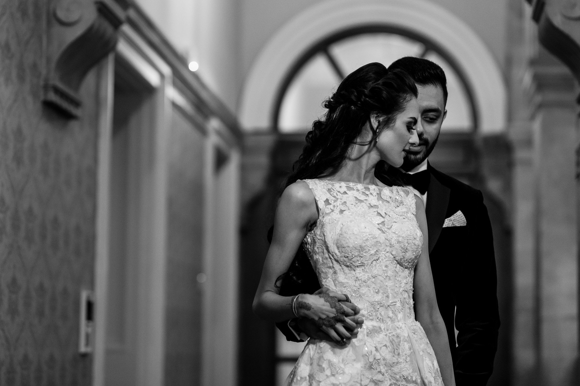 Heythrop Park Hotel, Oxfordshire, couples portraits