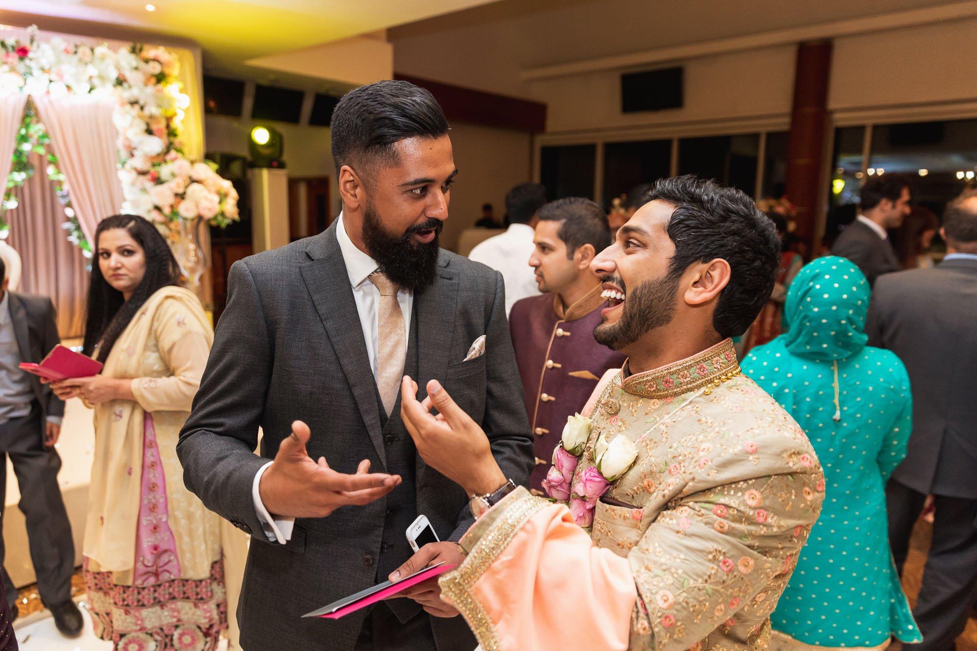 Epsom Racecourse, Surrey, Asian wedding photographer, reception