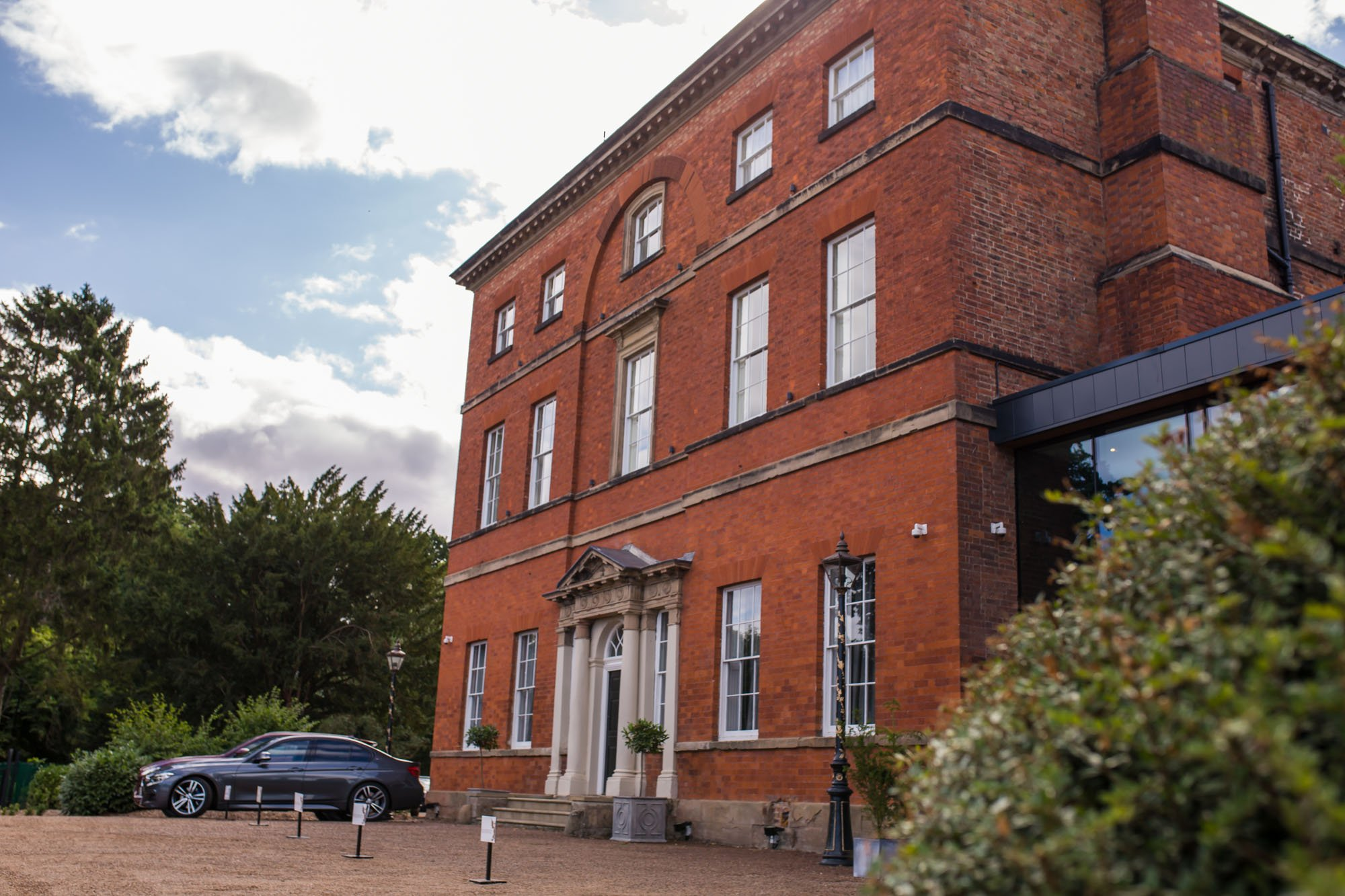Winstanley House, Asian wedding venue, Leicestershire