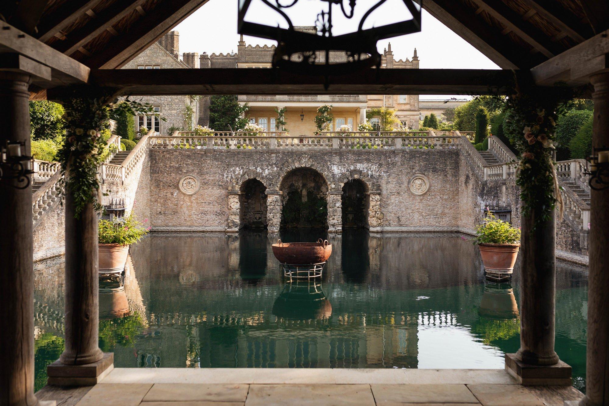 Euridge Manor, Cotswolds, Boat House, Asian Wedding Photography