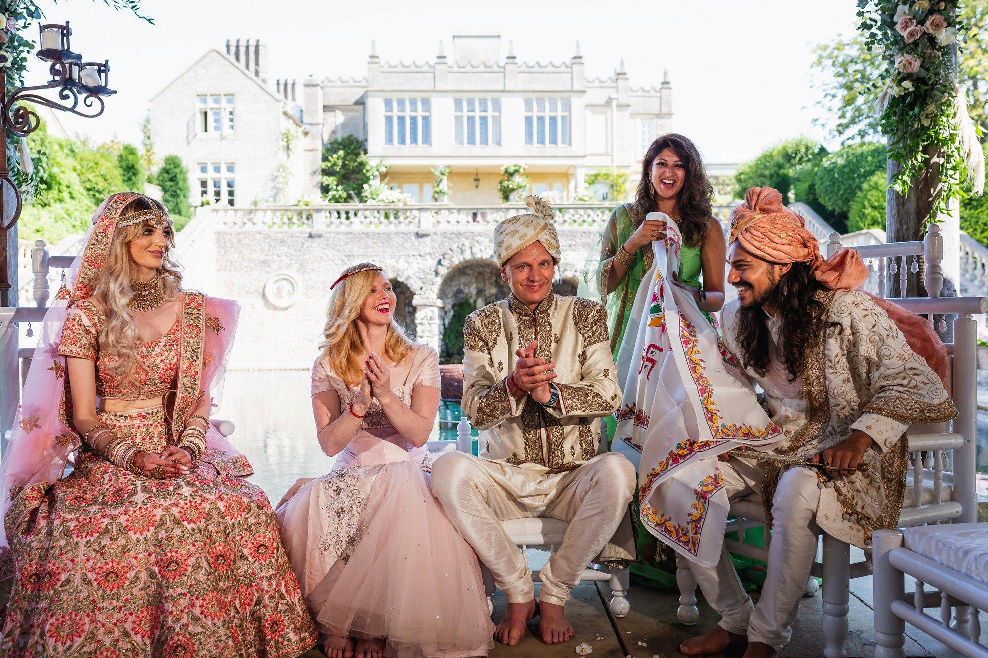 Euridge Manor, Cotswolds, Antarpat, Asian Wedding Photography