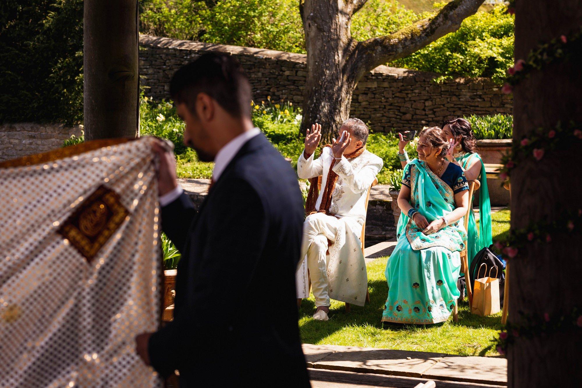 Indian wedding, Euridge Manor, Cotswolds, Asian wedding photographer